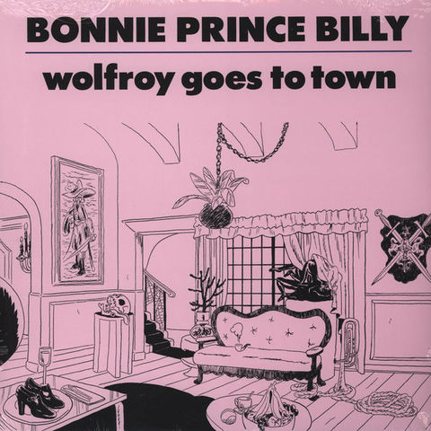 Bonnie,Prince,Billy,,Wolfroy,Goes,To,Town,LP,Bonnie Prince Billy, Wolfroy Goes To Town, Drag City, Vinyl, vinilo, comprar, twosteprecords, two step records, Two-Step Records