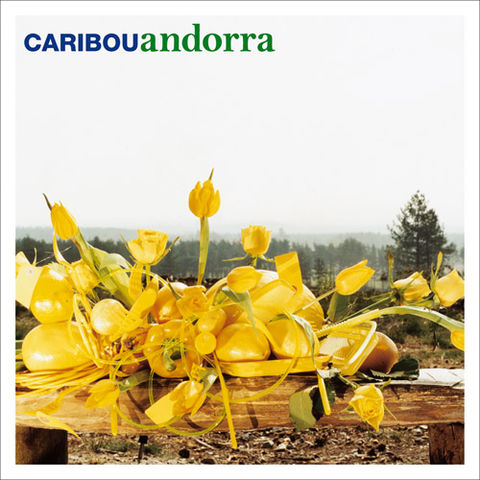 Caribou,,Andorra,LP, Andorra, Merge, LP, vinyl