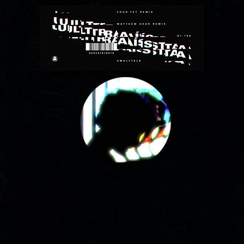 Ultraísta,‎–,Smalltalk,Remixes,EP, Smalltalk Remixes, Ghostly International, LP, vinilo, vinyl, two step records