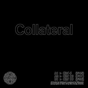 Collateral,,Dark,EP, Dark EP, Desire Records, EP. 12, Vinyl