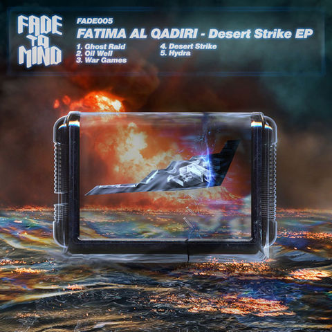 Fatima,Al,Qadiri,,Desert,Strike,EP,Fatima Al Qadiri, Desert Strike EP, Fade To Mind, vinyl