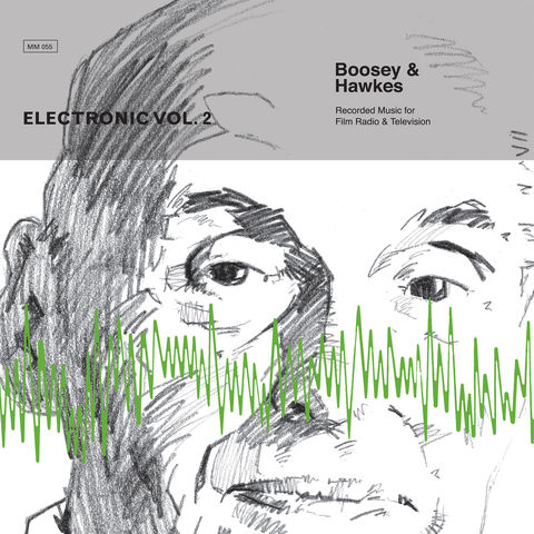 Tod,Dockstader,‎–,Recorded,Music,For,Film,,Radio,&,Television:,Electronic,Vol.2,LP,Tod Dockstader, Recorded Music For Film, Radio & Television: Electronic Vol.2, Mordant Music, LP, vinyl