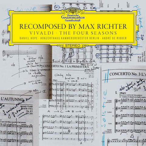 Max,Richter,‎–,Recomposed,By,Richter:,Vivaldi,-,The,Four,Seasons,LP,Max Richter, Recomposed By Max Richter: Vivaldi - The Four Seasons, Deutsche Grammophon, LP, vinyl