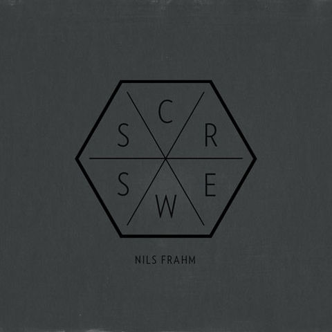 Nils,Frahm,,Screws,LP, Erased Tapes, Nils Frahm, Screws, vinyl