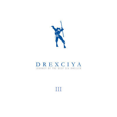 Drexciya,,Journey,Of,The,Deep,Sea,Dweller,III,2xLP, Journey Of The Deep Sea Dweller III, 2xLP, Clone Classic Cuts, Vinyl