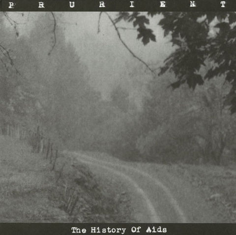 Prurient,‎–,The,History,Of,Aids,LP, The History Of Aids, Hospital Productions, vinyl, LP