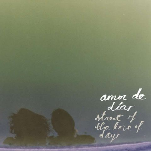 Amor,De,Días,‎–,Street,Of,The,Love,Days,LP,Amor De Días, Street Of The Love Of Days, Merge, LP, vinyl