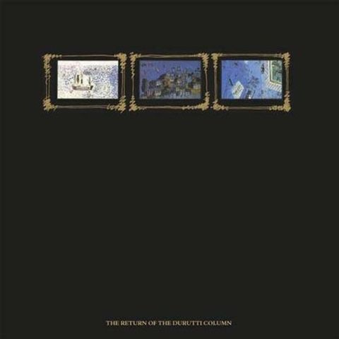 The,Durutti,Column,‎–,Return,Of,LP,The Durutti Column, The Return Of The Durutti Column, 4 Men With Beards, LP, vinyl