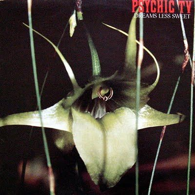 Psychic,TV,,Dreams,Less,Sweet,LP,Psychic TV, Dreams Less Sweet, Angry Love, LP, vinyl
