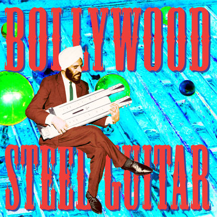 Various,‎–,Bollywood,Steel,Guitar,2xLP, Bollywood Steel Guitar, Sublime Frequencies, LP, vinyl