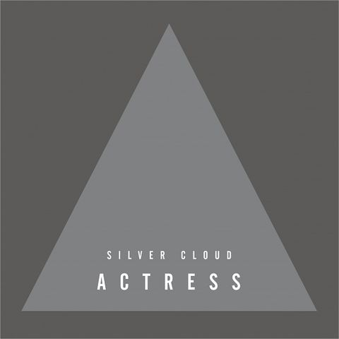 Actress,,Silver,Cloud,12, Silver Cloud, Werkdiscs, LP, vinyl