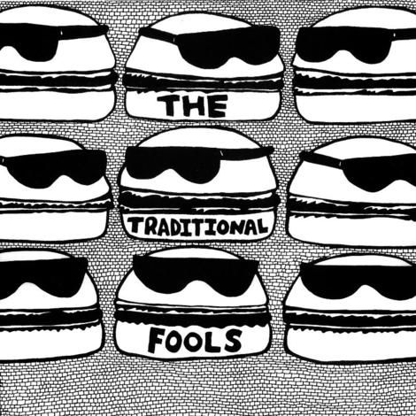 The,Traditional,Fools,‎–,LP,The Traditional Fools, The Traditional Fools, LP, vinyl, In The Red