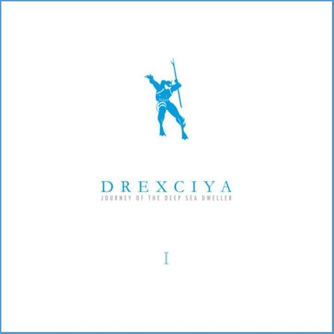 Drexciya,‎–,Journey,Of,The,Deep,Sea,Dweller,I,2xLP, Journey Of The Deep Sea Dweller I, 2xLP, Clone Classic Cuts, Vinyl