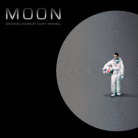 Clint,Mansell,‎–,Moon,OST,LP,Clint Mansell, Moon, Black Records, LP, vinyl