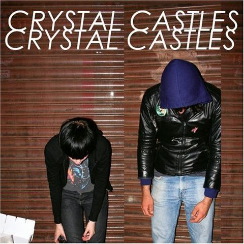 Crystal,Castles,,2xLP,Crystal Castles, Crystal Castles, Different, LP, vinyl