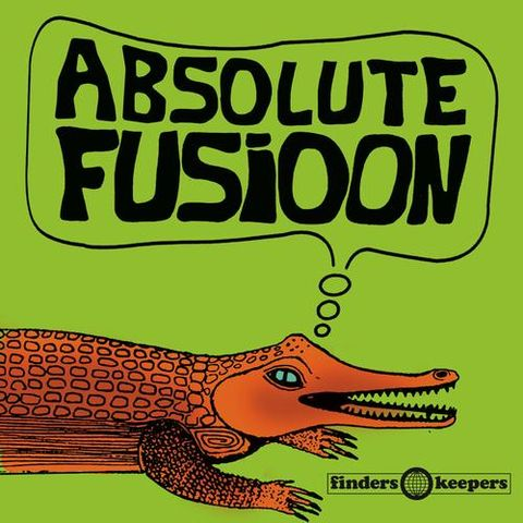 Fusioon,‎–,Absolute,LP, Absolute Fusioon, Finders Keepers, Cache Cache, LP