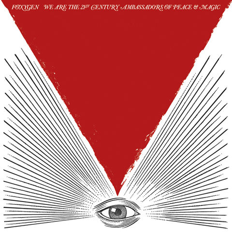 Foxygen,,We,Are,The,21st,Century,Ambassadors,Of,Peace,&amp;,Magic,LP, We Are The 21st Century Ambassadors Of Peace & Magic, Jagjaguwar, LP, vinyl, vinilo