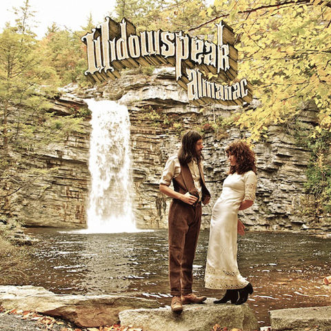 Widowspeak,‎–,Almanac,LP, Almanac, Captured Tracks, Vinilo, vinilo, comprar, twosteprecords, two step records, Two-Step Records