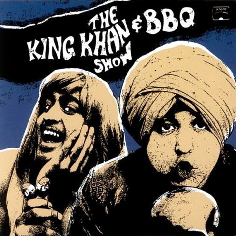 The,King,Khan,&,BBQ,Show,‎–,What's,For,Dinner?,LP,King Khan & BBQ Show, The What's For Dinner?, LP, vinyl, In The Red