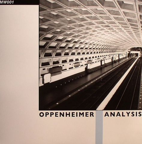 Oppenheimer,Analysis,‎–,LP,Oppenheimer Analysis, Oppenheimer Analysis, Minimal Wave, LP, Vinyl