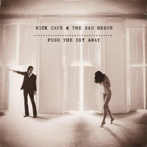 Nick,Cave,&amp;,The,Bad,Seeds,,Push,Sky,Away,LP/LP+7,Nick Cave & The Bad Seeds, Push The Sky Away, LP, vinyl, Mute, Bad Seed Ltd.