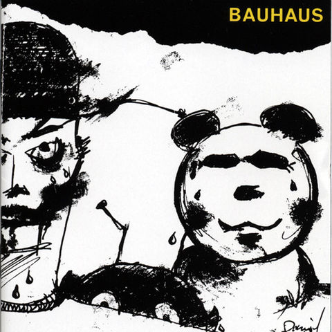 Bauhaus,‎–,Mask,LP+CD, Mask, 4AD, LP, vinyl