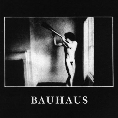 Bauhaus,‎–,In,The,Flat,Field,LP+CD, In The Flat Field, 4AD, LP, vinyl