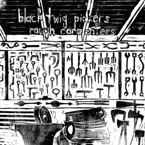 Black,Twig,Pickers,‎–,Rough,Carpenters,LP,Black Twig Pickers, Rough Carpenters, Thrill Jockey, LP, vinilo, comprar, twosteprecords, two step records, Two-Step Records