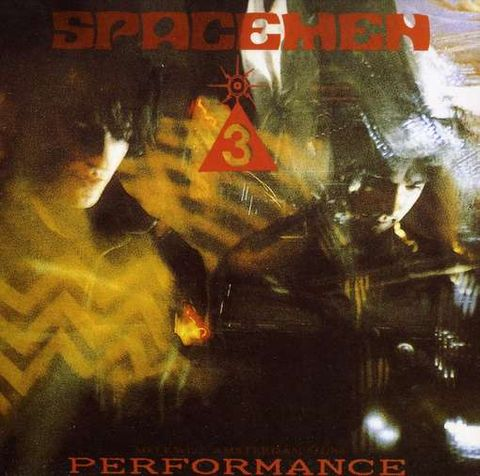 Spacemen,3,‎–,Performance,LP,Spacemen 3, Performance, LP. vinyl, Fire, reissue