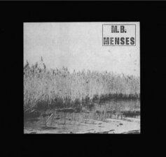 M.B.Menses,LP,M.B.,Menses, Menstrual Recordings, LP, vinyl