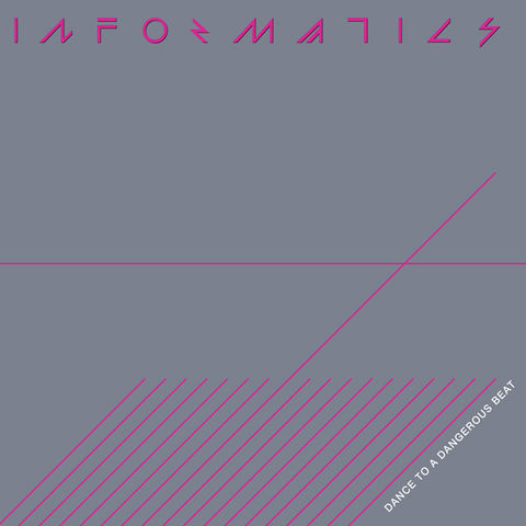 Informatics,‎–,Dance,To,A,Dangerous,Beat,LP, Dance To A Dangerous Beat, Dark Entries, LP, vinyl