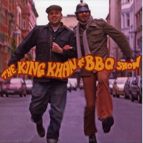 The,King,Khan,&,BBQ,Show,‎–,2xLP,The King Khan & BBQ Show, The King Khan & BBQ Show, LP, vinyl, In The Red