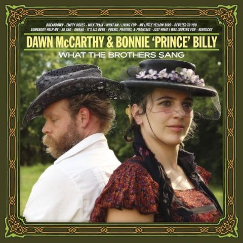 Dawn,McCarthy,&amp;,Bonnie,'Prince',Billy,,What,The,Brothers,Sang,LP,Dawn McCarthy & Bonnie 'Prince' Billy, What The Brothers Sang, LP,.Drag City, vinyl, vinilo