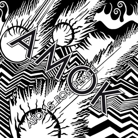 Atoms,For,Peace,‎–,Amok,2xLP,/,2xLP+CD,(Deluxe,Ed.),Atoms For Peace, Amok, XL, LP