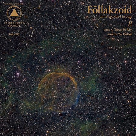 Fllakzoid,,II,LP, II, LP,Sacred Bones, Vinyl