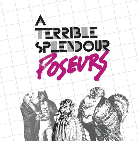 A,Terrible,Splendour,-,Poseurs,LP,A Terrible Splendour, Poseurs, Desire Records, LP