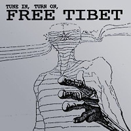Ghost,,Tune,In,,Turn,On,,Free,Tibet,2xLP, Tune In, Turn On, Free Tibet, Drag City, vinyl, vinilo, LP