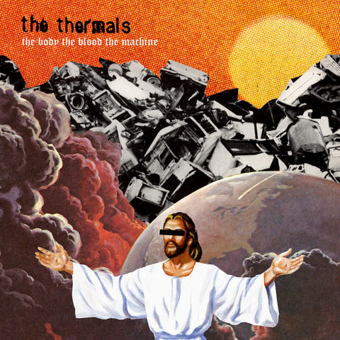 The,Termals,‎–,Body,Blood,Machine,LP,The Termals, The Body The Blood The Machine, Sub Pop, LP, vinilo, vinyl