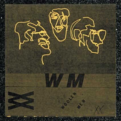 The,Woolen,Men,‎–,LP,The Woolen Men, The Woolen Men, Woodsist, LP, vinilo, comprar, twosteprecords, two step records, Two-Step Records