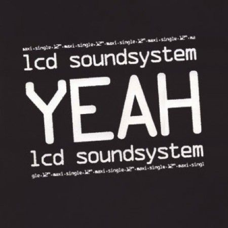 LCD,Soundsystem,,Yeah,12,LCD Soundsystem, Yeah, DFA, Vinyl, LP