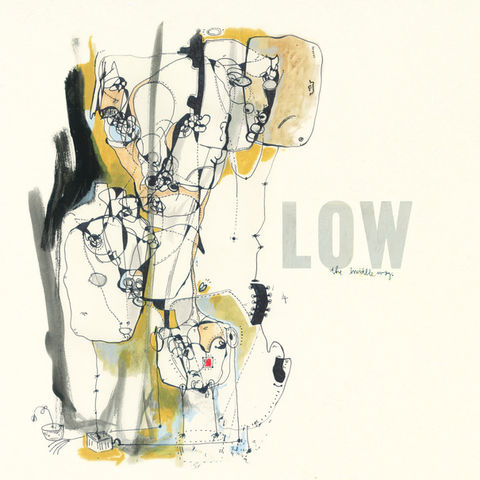 Low,‎–,The,Invisible,Way,LP, The Invisible Way, Sub Pop, LP, vinilo, vinyl