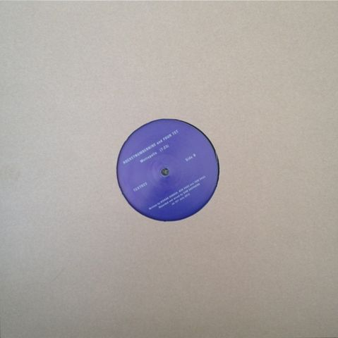 Rocketnumbernine,And,Four,Tet,‎–,Roseland,12,Rocketnumbernine And Four Tet, Roseland, Text Recordings, 12, vinyl