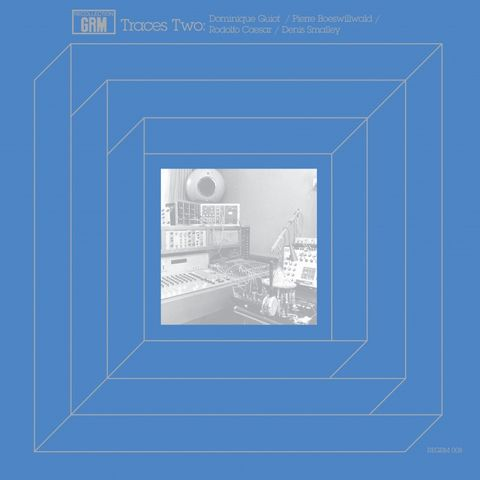 Various,‎–,Traces,Two,LP, Traces Two, Recollection GRM, Mego, vinyl, LP