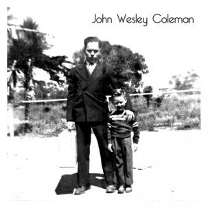 John,Wesley,Coleman,‎–,Whisper,Mountain,/,Everything's,Gone,Grey,7,John Wesley Coleman, Whisper Mountain, Everything's Gone Grey, Spacecase, 7, vinyl