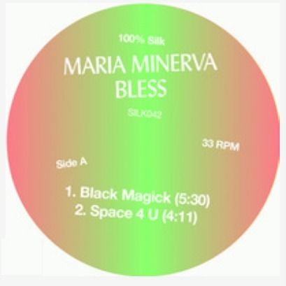 Maria,Minerva,,Bless,12,Maria Minerva, Bless, 100% Silk, EP, vinyl