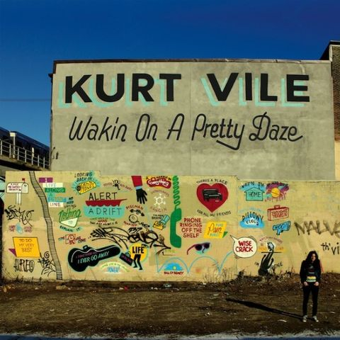 Kurt,Vile,‎–,Wakin,On,A,Pretty,Daze,2xLP/2xLP,Deluxe,Ed.,Kurt Vile, Wakin On A Pretty Daze, Matador, 2xLP, vinyl