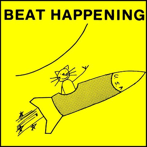Beat,Happening,‎–,LP,Beat Happening, Beat Happening, Vinyl, K Records, LP
