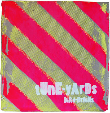 Tune-Yards,‎–,Bird-Brains,LP, Bird-Brains, Marriage Records, vinyl