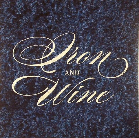 Iron,&,Wine,–,Grace,For,Saints,and,Ramblers,7,Iron & Wine, Grace For Saints and Ramblers, 4AD, Vinyl, twosteprecords, vinilo