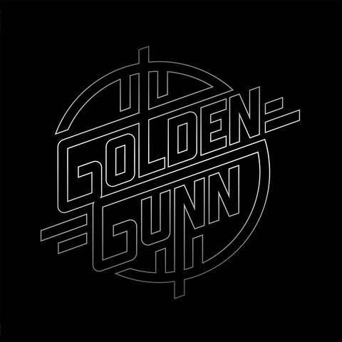 Golden,Gunn,(Steve,&,Hiss,Messenger),-,LP,(RSD,2013),Golden Gunn (Steve Gunn & Hiss Golden Messenger), Golden Gunn, Three Lobed Recordings, LP, vinyl